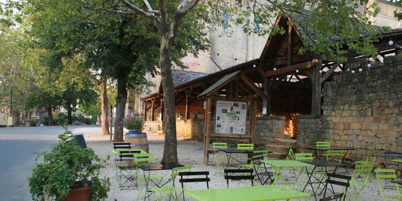 bourg de St-Avit Sénieur