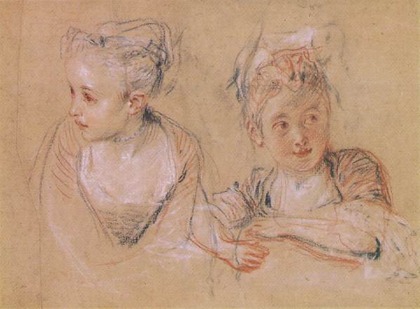watteau-little-girl