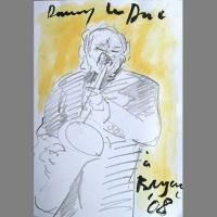 'Danny Le Duc & his saxohone'
