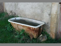 Old Bath Tub