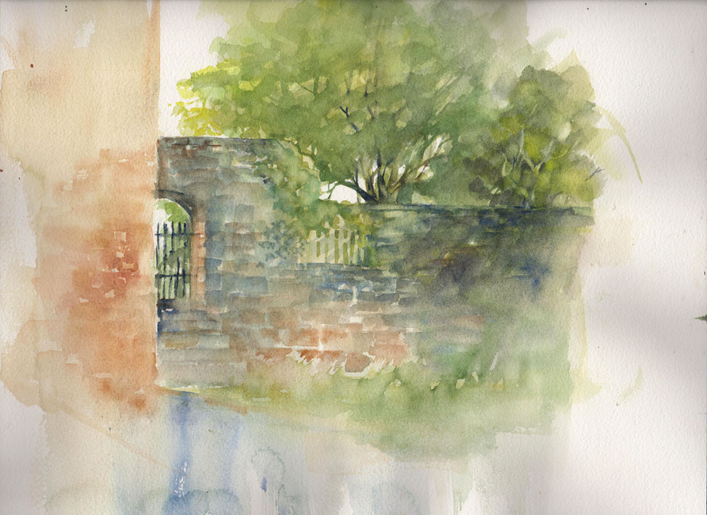 Abbey Tree by Honora