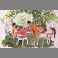 'Art Class' by Jackie