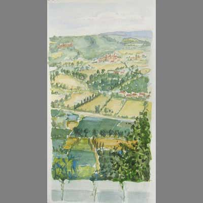'View of the Landscape'