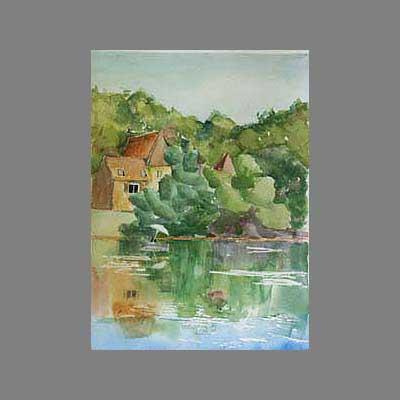 'Le Lac'