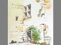 half-tone-watercolour by Joy