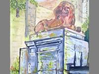 'Lion' by Niel