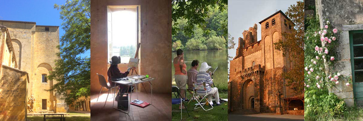 st Avit Seniuer Dordogne arts workshop