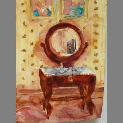 'La Boudoir' by Patricia