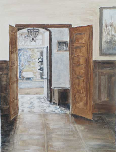 'Grisaille' Grand salle Beduer.